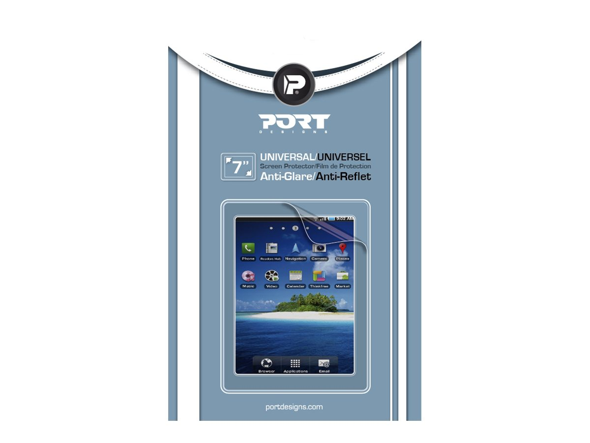 PORT Designs Universal Screen Protector 7