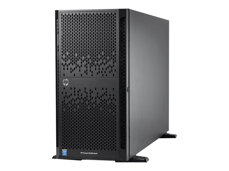 HPE ProLiant ML350 Gen9 Entry - Server - Tower - 5U - zweiweg - 1 x Xeon E5-2609V3 / 1.9 GHz