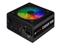 CORSAIR CX Series CX550F RGB