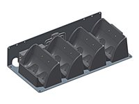 Datamax-OFEETNeil RL 4-UP Depot Charger Printer charging stand output connectors: 4