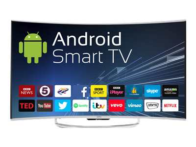 55INCH ANDROID LED TV
