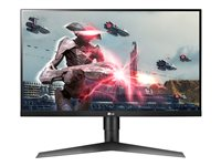 LG UltraGear 27GL650F-B 27' 1920 x 1080 HDMI DisplayPort 144Hz