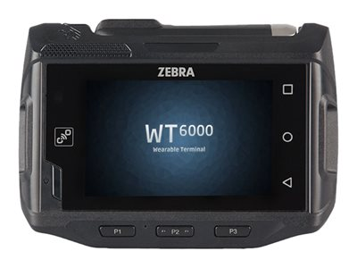 Zebra WT6000 Wearable Computer Data collection terminal rugged Android 7.1 (Nougat) 8 GB