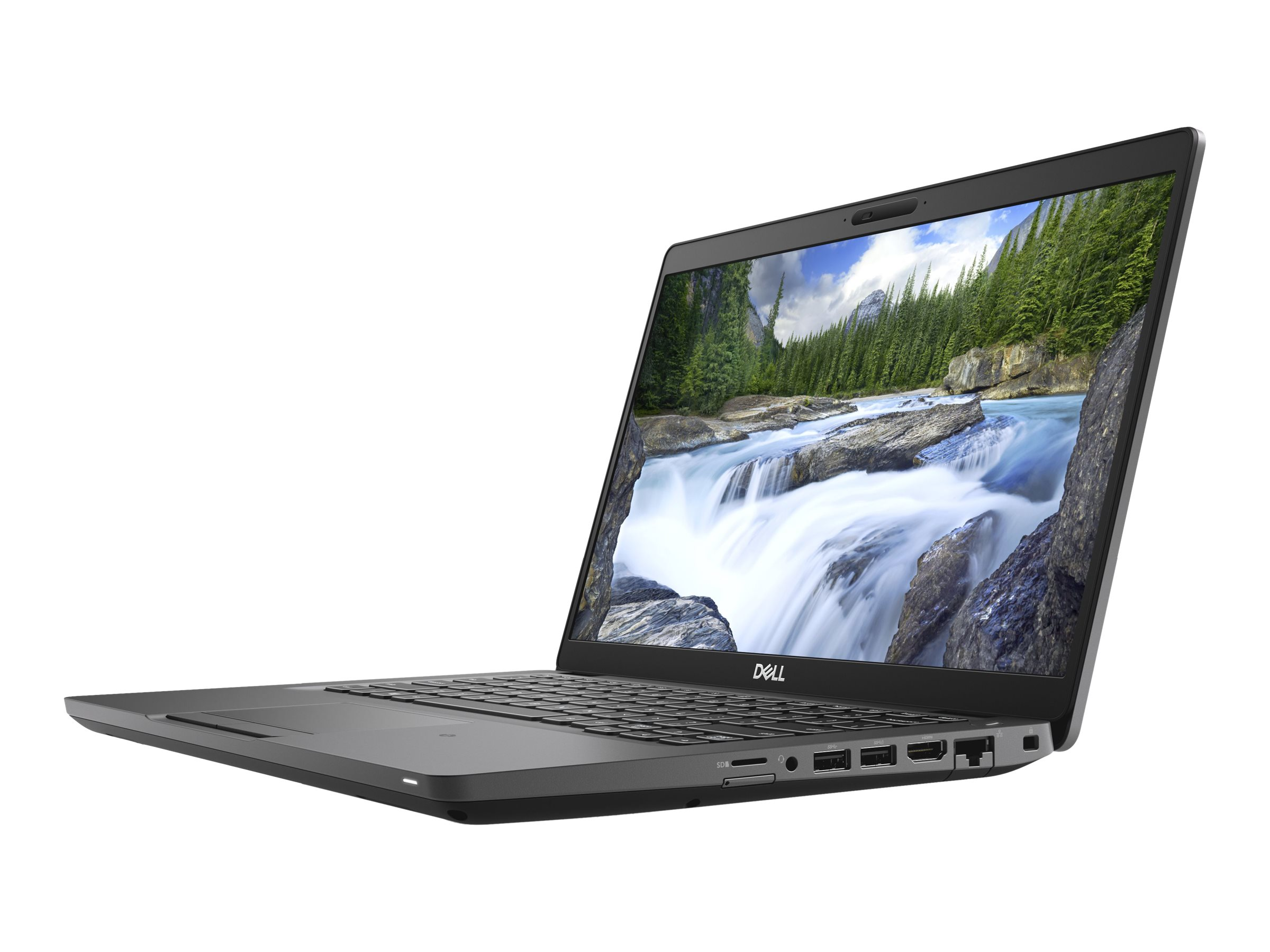 """Dell Latitude 5401 - 14"""" - Core i7 9850H - 8 GB RAM - 256 GB SSD - with 3-year ProSupport NBD"""