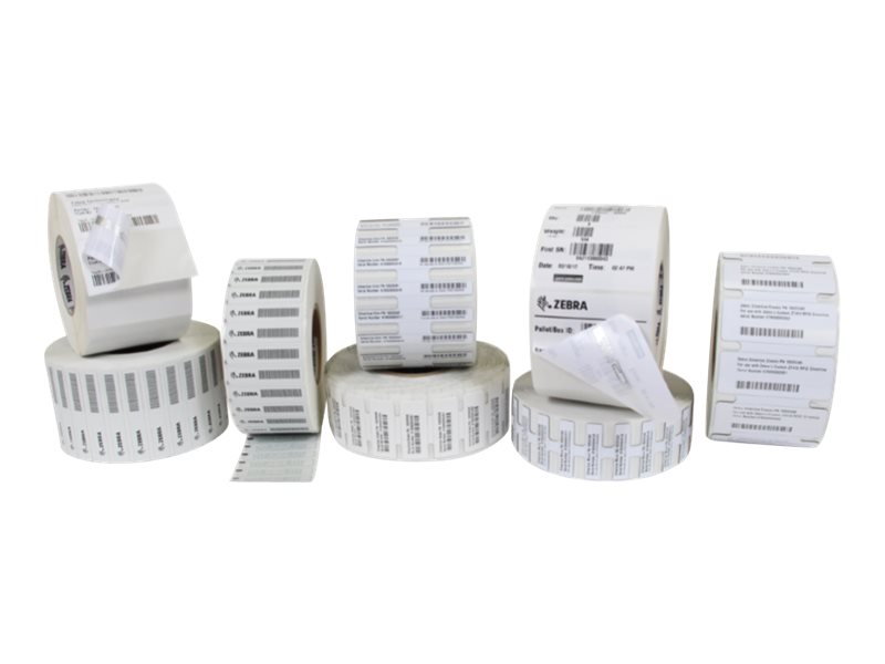 Zebra Z-Perform 1500T - RFID labels - 2500 label(s) - 76.2 x 25.4 mm