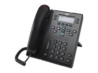 Cisco Unified IP Phone 6941 Slimline VoIP phone SCCP, SIP multiline charcoal