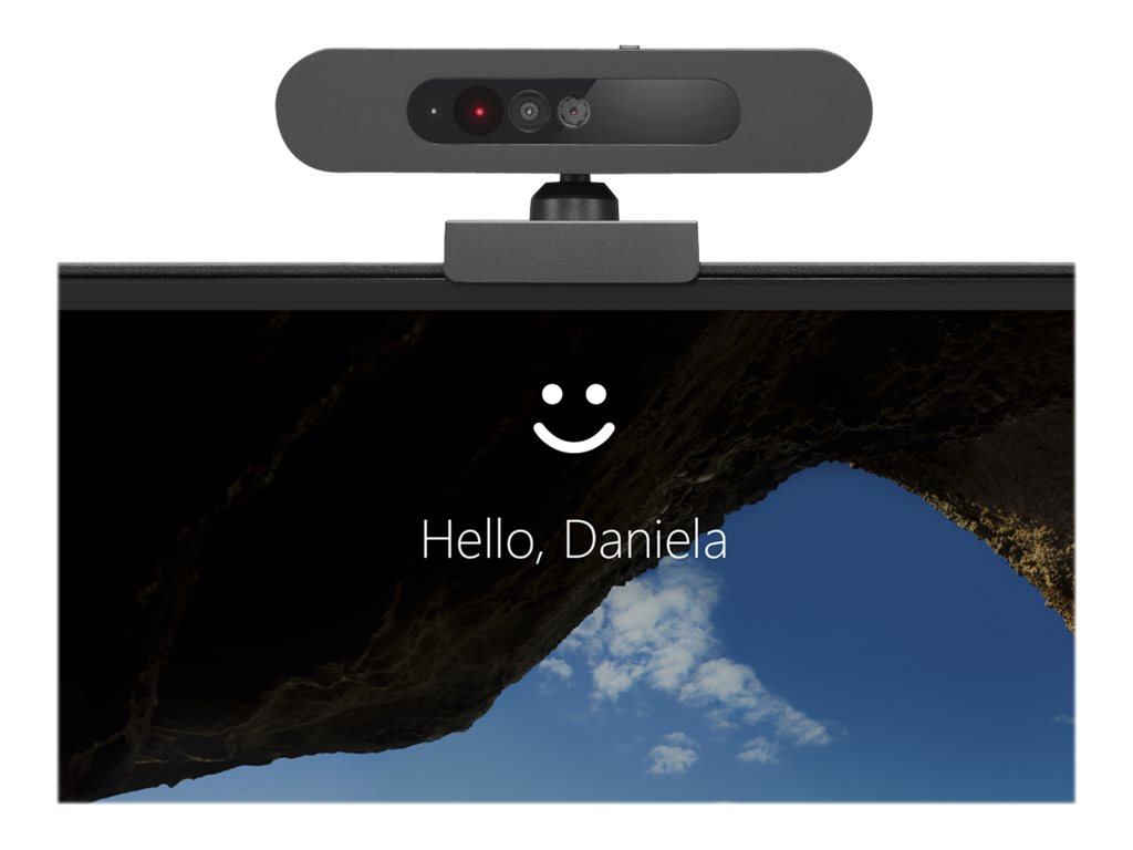 Lenovo 500 FHD Webcam - web camera
