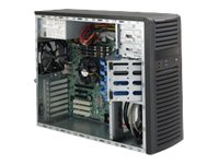 Supermicro SC732 D4-903B - tower - extended ATX