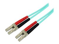 StarTech.com 3m Fiber Optic Cable - A50FBLCLC3