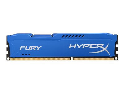 HyperX FURY - DDR3 - 8 GB - DIMM 240-PIN