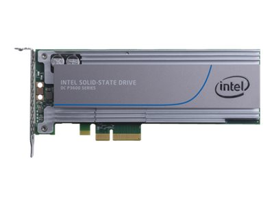 Intel Solid-State Drive DC P3600 Series - Solid-State-Disk - 1.2 TB - intern - PCI Express 3.0 x4 (NVMe)