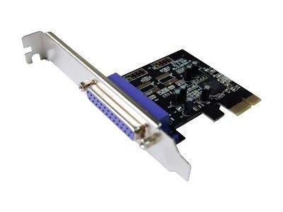 Longshine LCS-6319O - Parallel-Adapter - PCIe - IEEE 1284