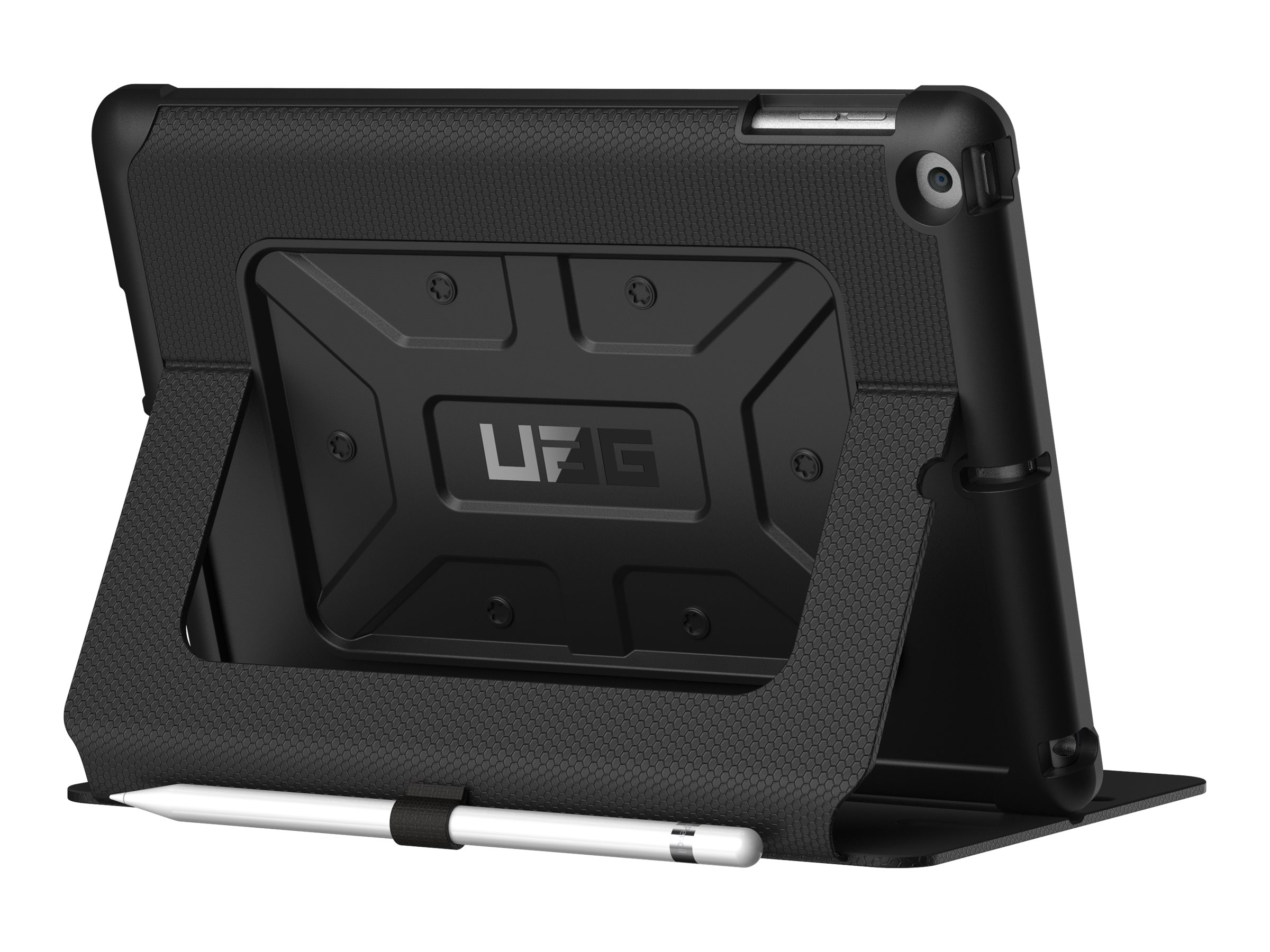 UAG Rugged Case for iPad 9.7 (2017 5th Gen & 2018 6th Gen) - case for tablet