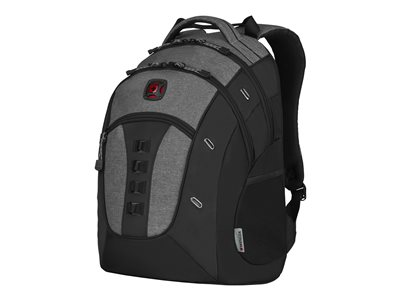 Wenger Granite 16INCH Laptop Backpack Notebook carrying backpack 16INCH heather gray
