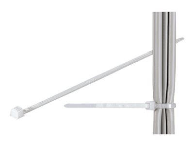 Cable tie standard, natural, transparency - 275 mm, 4.35 mm