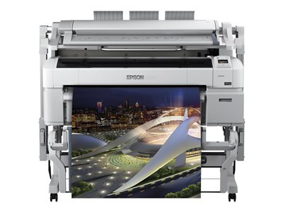 Epson SureColor T5270 Single Roll 36INCH large-format printer color ink-jet   image