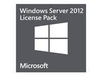 Microsoft Windows Server 2012 Remote Desktop Services - Lizenz
