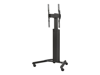 Chief Fusion MPAUBSP Cart for LCD / plasma panel black mount