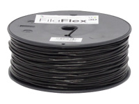 Picture of bq - black - FilaFlex filament (F000084)