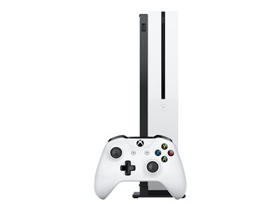 Microsoft Xbox One S Game console 4K HDR 1 TB HDD