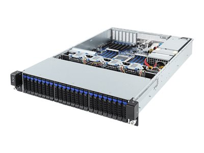 Gigabyte R271-Z31 (rev. 100) Server rack-mountable 2U 1-way RAM 0 GB SATA