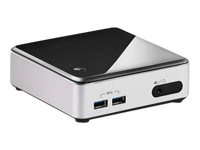 Intel® Next Unit of Computing Kit D34010WYK - Barebone