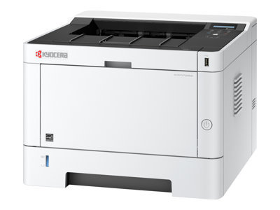 Kyocera ECOSYS P2040dn - Printer - monochrome - Duplex - laser - A4/Legal - 1200 dpi - up to 40 ppm - capacity: 350 sheets - USB 2.0, Gigabit LAN, USB host** End-User £40 CASHBACK OR FREE 3 YEAR WARRANTY Offer Available From 1st July 2018 until 30th September 2018 redeemable via www.kyoceradocumentsolutions.co.uk/claims **