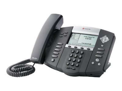Poly - Polycom SoundPoint IP 560 - VoIP phone - 3-way call capability