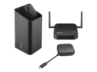 Picture of BenQ InstaShow WDC10C - wireless video/audio extender - 802.11ac (9H.JLD78.N3E)