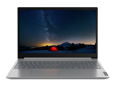 Lenovo ThinkBook 15-IIL 20SM Core i7 1065G7 / 1.3 GHz Win 10 Pro 64-bit 16 GB RAM  image