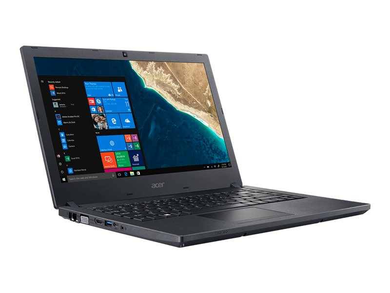 """Acer TravelMate P2 TMP2410-G2-M-558X - 14"""" - Core i5 8250U - 8 Go RAM - 256 Go SSD - French"""
