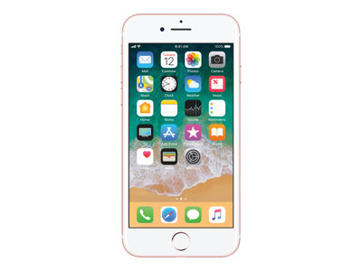 Apple iPhone 7 - rose gold - 4G - 256 GB - GSM - smartphone