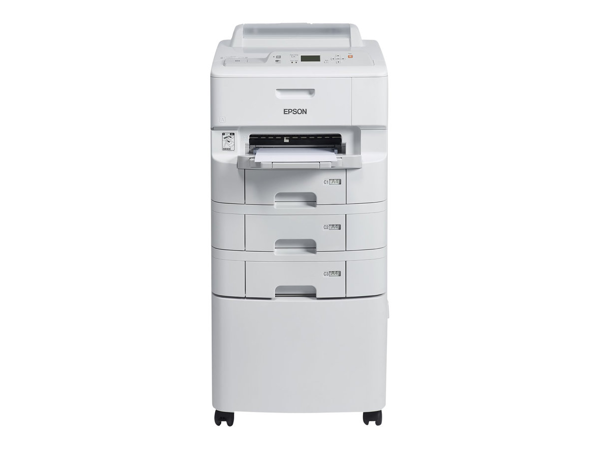 Epson WorkForce Pro WF-6090D2TWC - Drucker - Farbe - Duplex - Tintenstrahl - A4/Legal