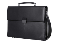 Lenovo ThinkPad Executive Leather Case - Notebook carrying case - 14.1