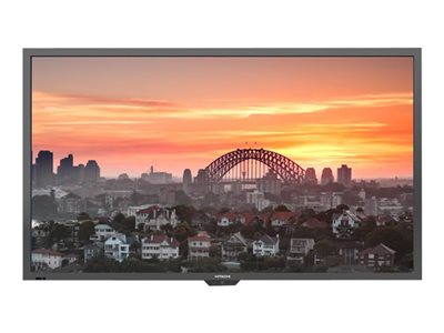 Hitachi Interactive Flat Panel Display HILF65101 65INCH Class (64.56INCH viewable) LED display