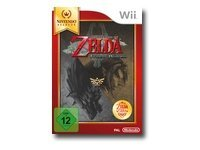 The Legend of Zelda Twilight Princess (Nintendo Selects) - Wii