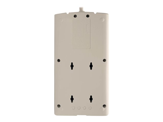 Tripp Lite Surge Protector 120V 5-15R 8 Outlet 8' Cord 1440 Joule