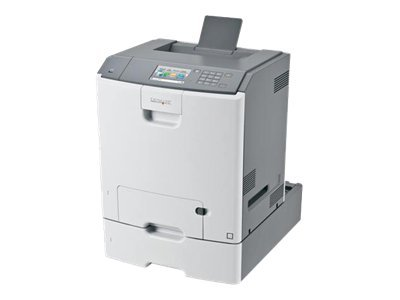 Lexmark C746dtn Printer color Duplex laser A4/Legal 1200 dpi