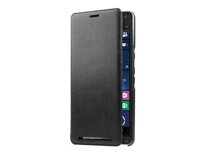 HP TDSourcing Folio Case - wallet - flip cover for tablet / cell phone