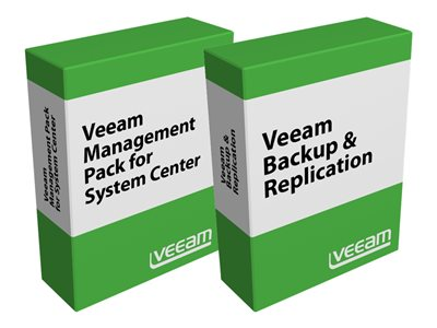 Veeam Backup & Replication Standard for VMware License 1 CPU socket
