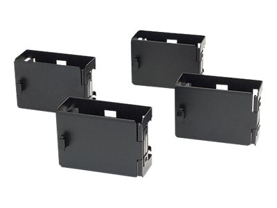 APC rack cable management kit