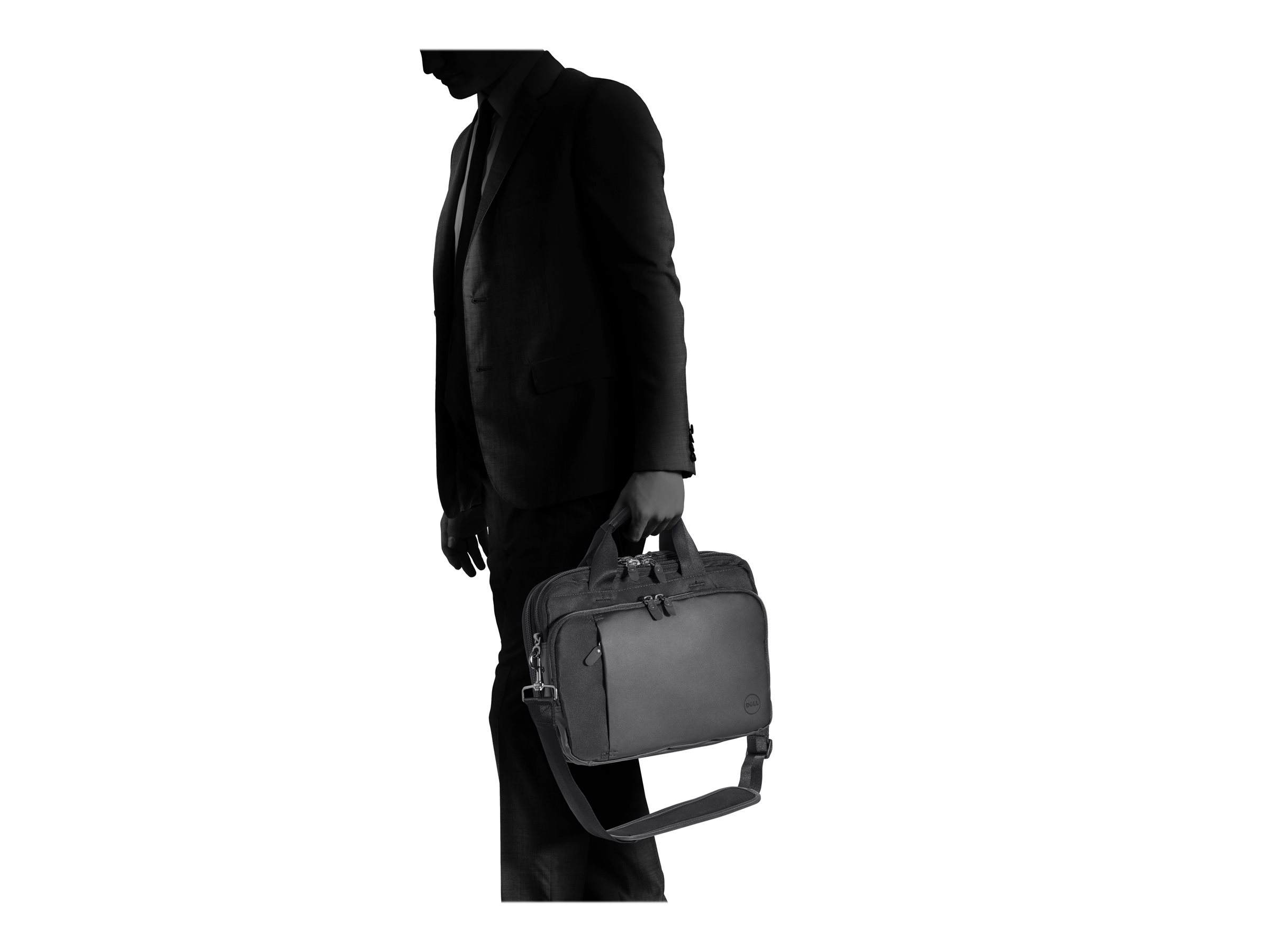 Dell Premier Briefcase (S) notebook carrying case