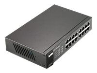 Image of Zyxel GS-1100-16 - switch - 16 ports