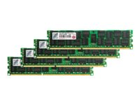 Transcend JetMemory - DDR3 - kit - 32 GB: 4 x 8 GB - DIMM 240-pin - 1866 MHz / PC3-14900 - registered