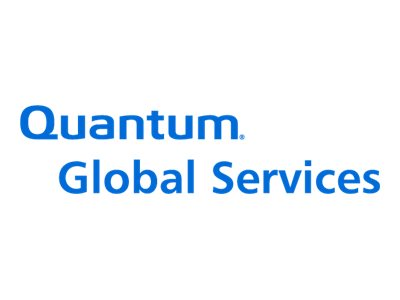 Quantum StorageCare Gold Support Plan Zone 1 - extended service agreement (uplift) - 3 years - on-site