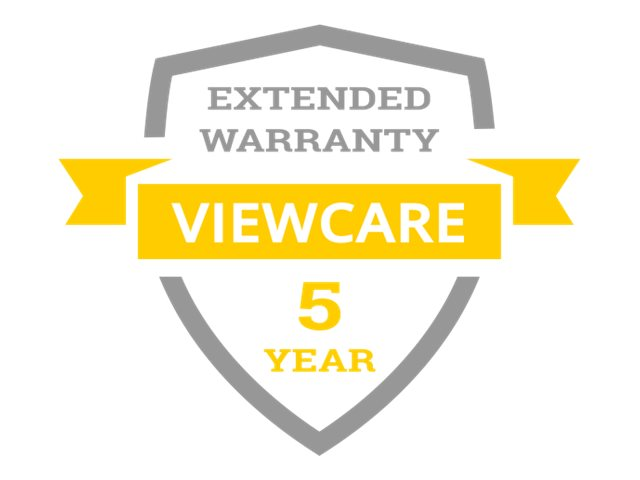 ViewSonic ViewCare White Glove - extended service agreement - 3 years - years: 3rd - 5th - on-site