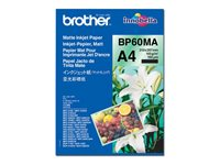 Brother BP60MA Matte Inkjet Paper - Matt