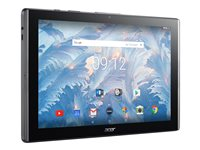"Acer ICONIA Tab B3-A40-K2AM - Tablette - Android 7.0 (Nougat) - 16 Go eMMC - 10.1"" IPS (1280 x 800) - hôte USB - Logement microSD - noir"