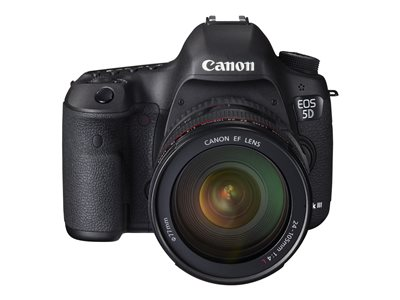 Canon EOS 5D Mark III Digital camera SLR 22.3 MP Full Frame 1080p