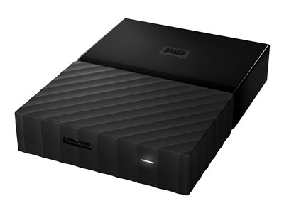 WD My Passport for Mac WDBP6A0020BBK - disque dur - 2 To - USB 3.0